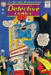 Cover for Detective Comics (DC, 1937 series) #322