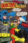 Cover for Detective Comics (DC, 1937 series) #363
