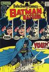 Cover for Detective Comics (DC, 1937 series) #408