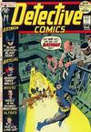 Cover for Detective Comics (DC, 1937 series) #421