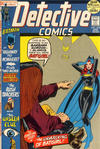 Cover for Detective Comics (DC, 1937 series) #422