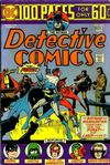 Cover for Detective Comics (DC, 1937 series) #443