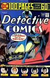 Cover for Detective Comics (DC, 1937 series) #445