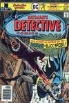 Cover for Detective Comics (DC, 1937 series) #463