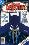 Cover for Detective Comics (DC, 1937 series) #472
