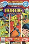 Cover for Detective Comics (DC, 1937 series) #491