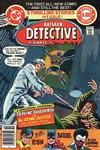 Cover Thumbnail for Detective Comics (1937 series) #495 [Newsstand Variant]