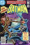 Cover for Detective Comics (DC, 1937 series) #506 [Newsstand Edition]