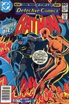 Cover Thumbnail for Detective Comics (1937 series) #507 [Newsstand]