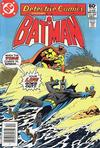 Cover Thumbnail for Detective Comics (1937 series) #509 [Newsstand]