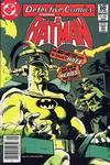 Cover Thumbnail for Detective Comics (1937 series) #510 [Newsstand Edition]