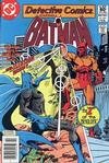 Cover for Detective Comics (DC, 1937 series) #511 [Newsstand Edition]