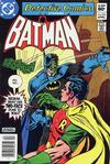 Cover for Detective Comics (DC, 1937 series) #513 [Newsstand Edition]