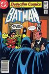 Cover for Detective Comics (DC, 1937 series) #517 [Newsstand]