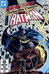 Cover for Detective Comics (DC, 1937 series) #527 [Direct]