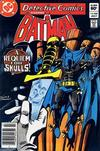 Cover Thumbnail for Detective Comics (1937 series) #528 [Newsstand]