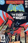 Cover for Detective Comics (DC, 1937 series) #529 [Direct]