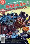 Cover Thumbnail for Detective Comics (1937 series) #549 [Newsstand]
