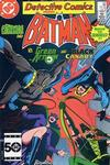 Cover for Detective Comics (DC, 1937 series) #559 [Direct Sales]