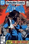 Cover for Detective Comics (DC, 1937 series) #565 [Direct]