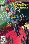 Cover for Detective Comics (DC, 1937 series) #568 [Direct Edition]