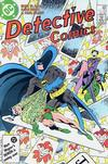 Cover for Detective Comics (DC, 1937 series) #569 [Direct]