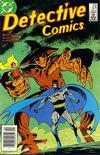 Cover Thumbnail for Detective Comics (1937 series) #571 [Newsstand]