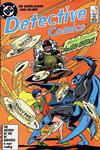 Cover for Detective Comics (DC, 1937 series) #573 [Direct]