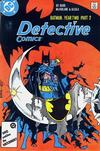 Cover for Detective Comics (DC, 1937 series) #576 [Direct]