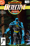Cover for Detective Comics (DC, 1937 series) #582 [Direct]