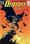 Cover for Detective Comics (DC, 1937 series) #583 [Direct]