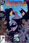 Cover for Detective Comics (DC, 1937 series) #609