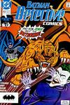Cover for Detective Comics (DC, 1937 series) #623