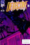Cover for Detective Comics (DC, 1937 series) #633