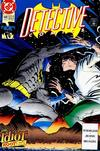 Cover for Detective Comics (DC, 1937 series) #640