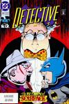 Cover for Detective Comics (DC, 1937 series) #642