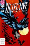 Cover for Detective Comics (DC, 1937 series) #651