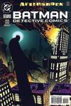 Cover for Detective Comics (DC, 1937 series) #722