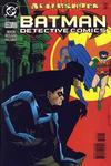 Cover for Detective Comics (DC, 1937 series) #725