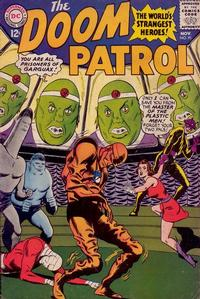 Cover Thumbnail for The Doom Patrol (DC, 1964 series) #91