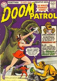 Cover Thumbnail for The Doom Patrol (DC, 1964 series) #100
