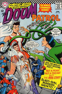 Cover Thumbnail for The Doom Patrol (DC, 1964 series) #104
