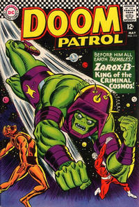 Cover Thumbnail for The Doom Patrol (DC, 1964 series) #111