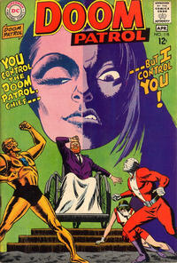 Cover Thumbnail for The Doom Patrol (DC, 1964 series) #118
