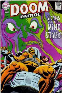 Cover Thumbnail for The Doom Patrol (DC, 1964 series) #119