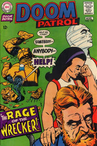 Cover Thumbnail for The Doom Patrol (DC, 1964 series) #120