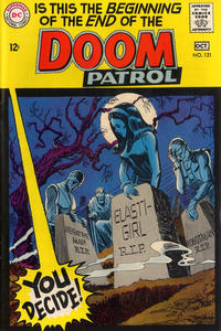 Cover Thumbnail for The Doom Patrol (DC, 1964 series) #121