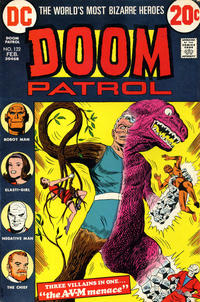 Cover Thumbnail for The Doom Patrol (DC, 1964 series) #122