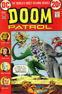 Cover Thumbnail for The Doom Patrol (DC, 1964 series) #123