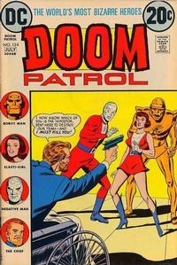 Cover Thumbnail for The Doom Patrol (DC, 1964 series) #124
